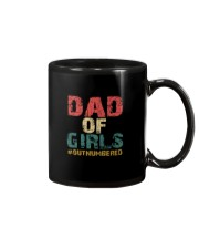 DAD OF GIRLS Mug tile