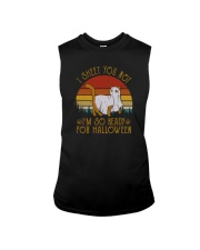 I SHEET YOU NOT CAT Sleeveless Tee thumbnail