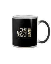 THE NOPE FACE Color Changing Mug thumbnail