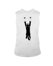 BLACK CAT HUG BODY Sleeveless Tee thumbnail