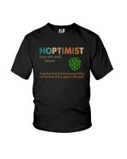 Hoptimist Vintage Youth T-Shirt thumbnail