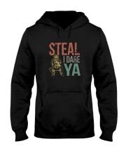 STEAL I DARE YA Hooded Sweatshirt thumbnail