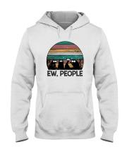 FUNNY CATS EW PEOPLE Hooded Sweatshirt thumbnail