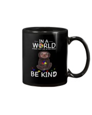 BE KIND AUTISM SLOTH Mug thumbnail