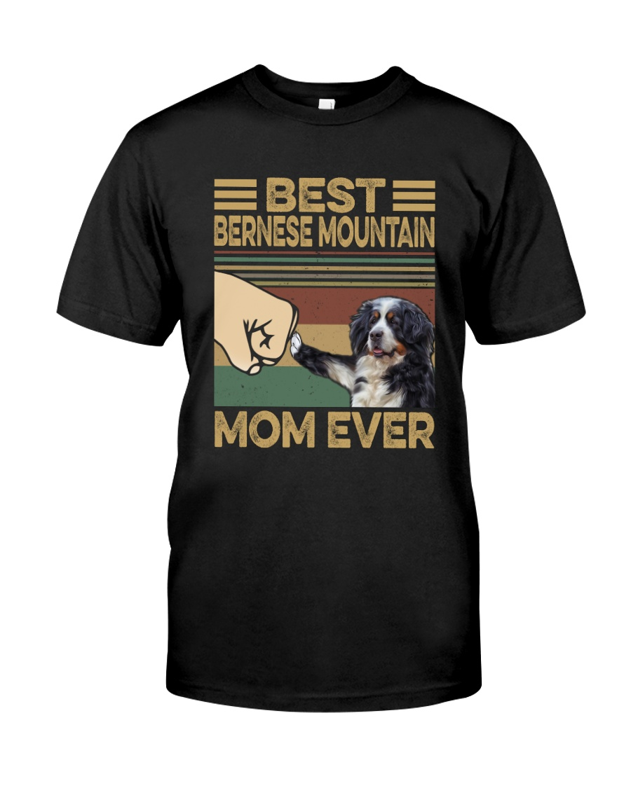 BEST Bernese Mountain MOM EVER Classic T-Shirt
