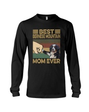 BEST Bernese Mountain MOM EVER Long Sleeve Tee thumbnail