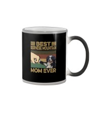 BEST Bernese Mountain MOM EVER Color Changing Mug thumbnail