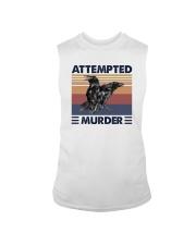 ATTEMPTED MURDER Sleeveless Tee thumbnail