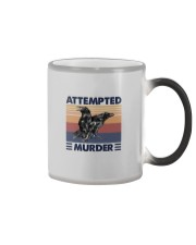 ATTEMPTED MURDER Color Changing Mug thumbnail