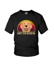 DON'T STOP RETRIEVIN' VT Youth T-Shirt thumbnail