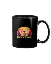 DON'T STOP RETRIEVIN' VT Mug thumbnail