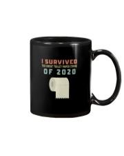 I SURVIVED THE GREAT TOILET PAPER CRISIS OF 2020 Mug thumbnail