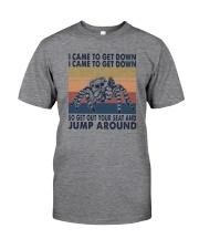 SPIDER JUMP AROUND Classic T-Shirt front