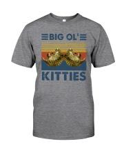 BIG OL' KITTIES Classic T-Shirt front