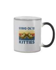 BIG OL' KITTIES Color Changing Mug thumbnail