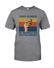 I MAKE BOURBON DISAPPEAR Classic T-Shirt thumbnail