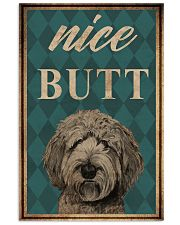 nice butt 16x24 Poster front