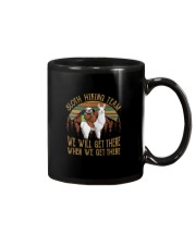SLOTH HIKING TEAM Mug thumbnail
