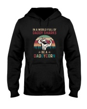 BE A DADDYCORN Hooded Sweatshirt thumbnail