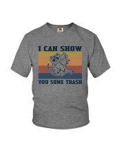 I CAN SHOW YOU SOME TRASH Youth T-Shirt thumbnail