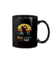BEST PAPA BY PAR GOLF Mug thumbnail