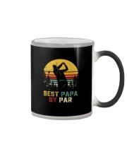 BEST PAPA BY PAR GOLF Color Changing Mug thumbnail