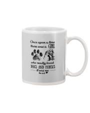 A GIRL WHO REALLY LOVED DOGS AND HORSES Mug thumbnail