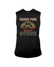 GRAND PAW COOLER GRANDPA Sleeveless Tee thumbnail