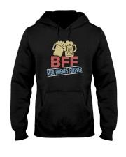 BFF BEER FRIENDS FOREVER Hooded Sweatshirt thumbnail