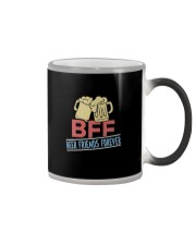 BFF BEER FRIENDS FOREVER Color Changing Mug thumbnail