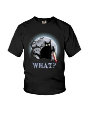 WHAT CAT Youth T-Shirt thumbnail