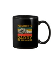 PROMOTED TO DADDY est 2020 Mug thumbnail