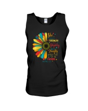 SHE IS CLOTHED IN STRENGTH AND DIGNITY Unisex Tank thumbnail