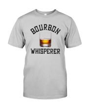 BOURBON WHISPERER b Classic T-Shirt front