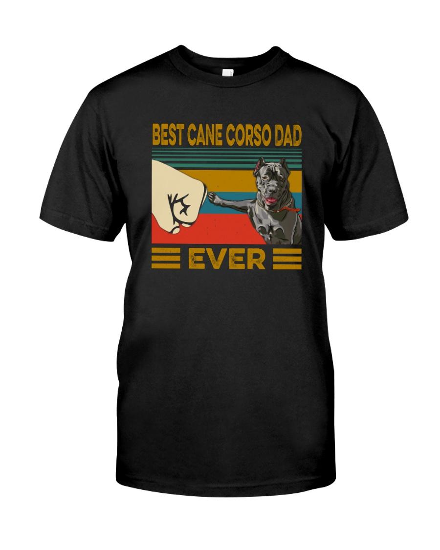 Best Cane Corso Dad Ever Classic T-Shirt