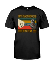 Best Cane Corso Dad Ever Classic T-Shirt front