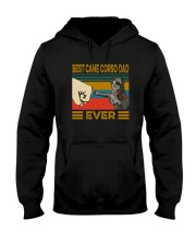 Best Cane Corso Dad Ever Hooded Sweatshirt thumbnail