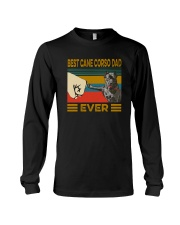 Best Cane Corso Dad Ever Long Sleeve Tee thumbnail