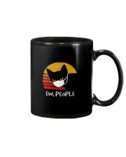 EW PEOPLE VINTAGE CAT Mug thumbnail