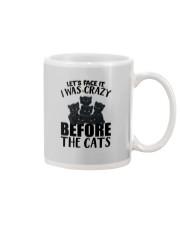 I WAS CRAZY BEFORE THE CATS Mug thumbnail