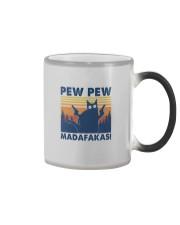 PEW PEW MADAFAKAS Color Changing Mug thumbnail