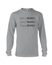 GET IN TROUBLE GOOD TROUBLE Long Sleeve Tee thumbnail