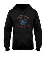 I RUN A TIGHT SHIPWRECK Hooded Sweatshirt thumbnail