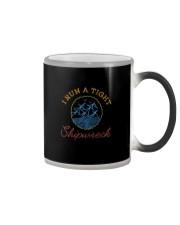 I RUN A TIGHT SHIPWRECK Color Changing Mug thumbnail