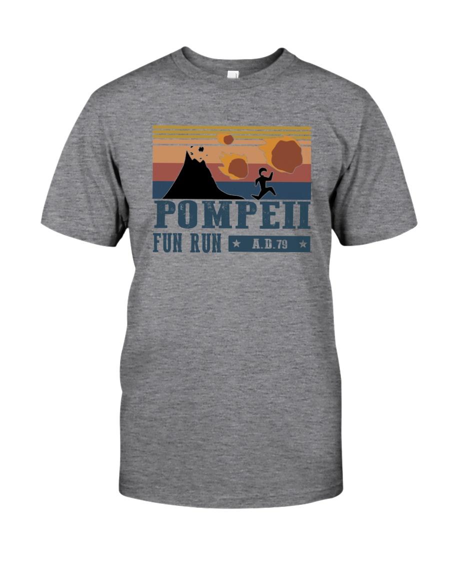 POMPEII FUN RUN Classic T-Shirt