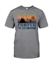 POMPEII FUN RUN Classic T-Shirt front