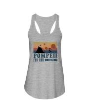 POMPEII FUN RUN Ladies Flowy Tank thumbnail