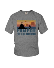 POMPEII FUN RUN Youth T-Shirt thumbnail