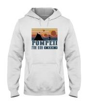 POMPEII FUN RUN Hooded Sweatshirt thumbnail