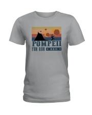 POMPEII FUN RUN Ladies T-Shirt thumbnail
